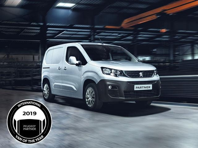 Peugeot Neuer Partner