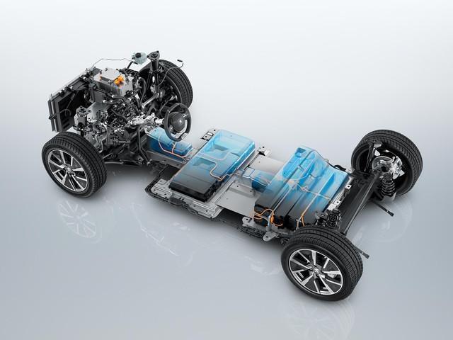 NEUER PEUGEOT e-208 – Elektro-Fahrgestell
