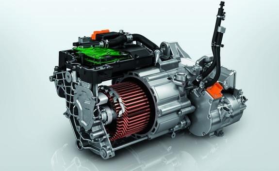Neuer PEUGEOT 2008 Elektromotor