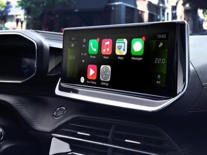 Neuer PEUGEOT 2008 Touchscreen