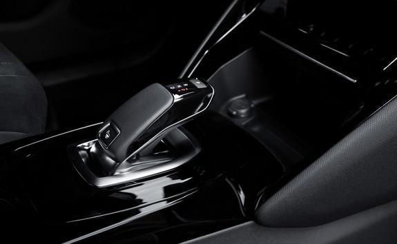 Neuer PEUGEOT e208 8-Stufen-Automatikgetriebe