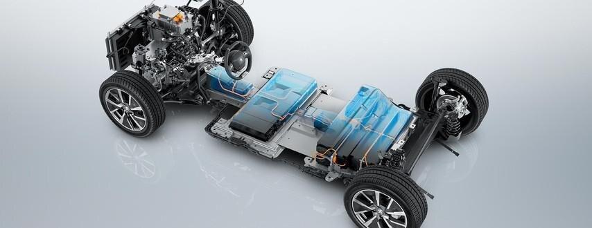 Reichweite-Elektroautos