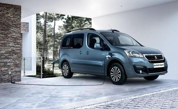 Elektrofahrzeuge-PEUGEOT-Brake-Funktion