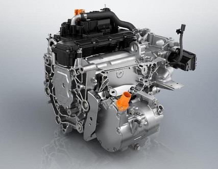 Der neue PEUGEOT e-Expert – Elektromotor