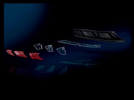 Neue unverkennbare PEUGEOT Leuchtsignatur mit Full-LED-Scheinwerfern – der neue PEUGEOT 508 SW