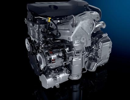 Aufladbarer-Hybridmotor